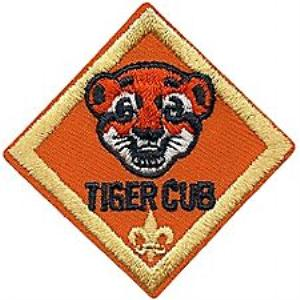Tiger Scout Emblem Patch